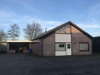 Verenigingsgebouw P.V. De Toekomst, Harderwijk